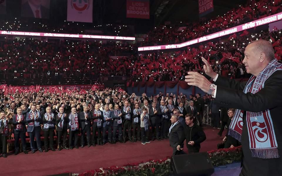 Επιμένει ο Ερντογάν: Τζαμί η Αγία Σοφία μετά τις εκλογές (βίντεο)