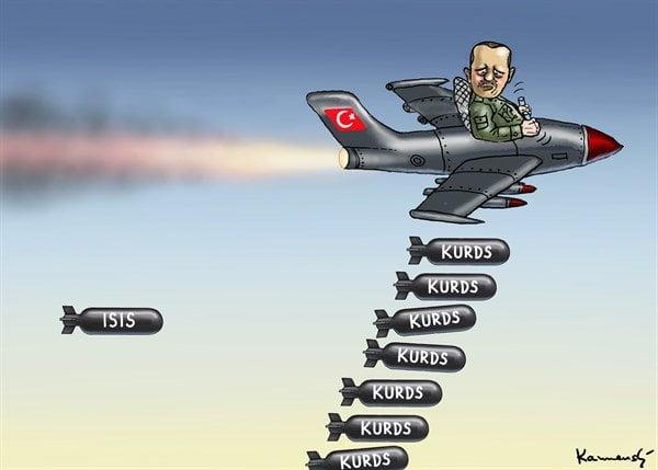 Gatestone: Το γεωπολιτικό πόκερ Erdogan οδηγεί στην αλλαγή status quo του ΝΑΤΟ