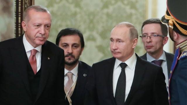 Όλα για την εξυπηρέτηση του… σουλτάνου – Πούτιν: Προτεραιότητα της Ρωσίας να παραδώσει S-400 στην Τουρκία
