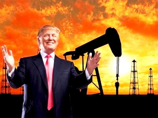 Γεωπολιτική του πετρελαίου στην εποχή Τραμπ