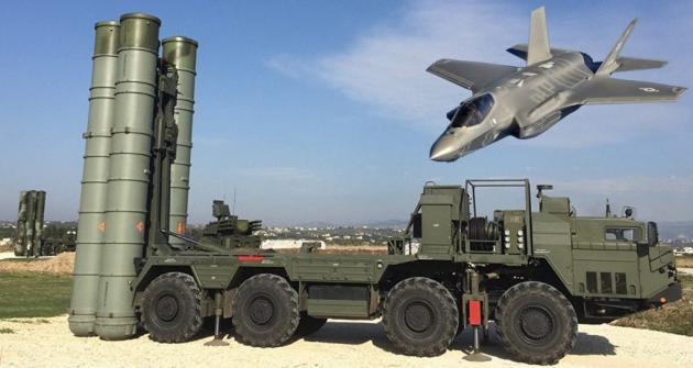F-35, S-400 και πληροφορίες – Από τη φυσική ροή δεδομένων στον κυβερνοπόλεμο