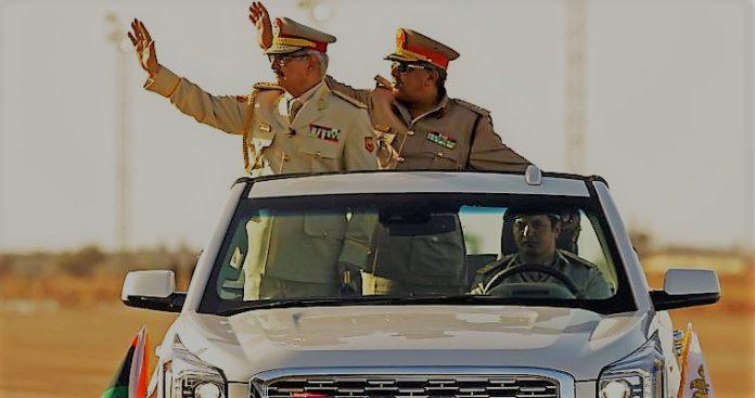Ηχηρό μήνυμα του Εθνικού Λιβυκού Στρατού έναντι του ΝΑΤΟ