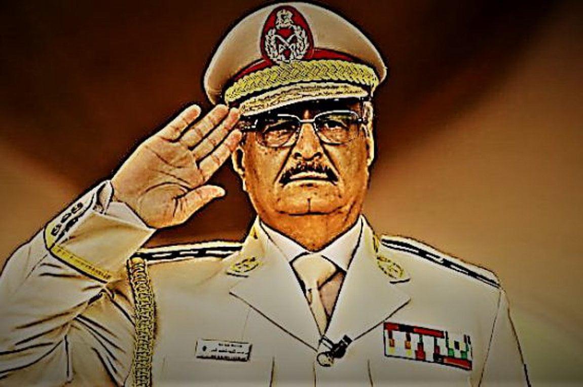 Ο Λιβυκός Εθνικός Στρατός του Χάφταρ απορρίπτει την κατάπαυση του πυρός