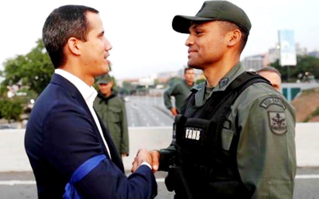 Χολιγουντιανό πραξικόπημα στη Βενεζουέλα