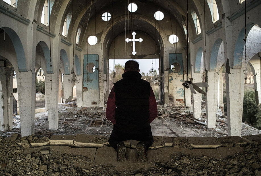 H Συστηματική Εξόντωση των Χριστιανών στην Μέση Ανατολή και η Αδιάφορη Χριστιανική Δύση