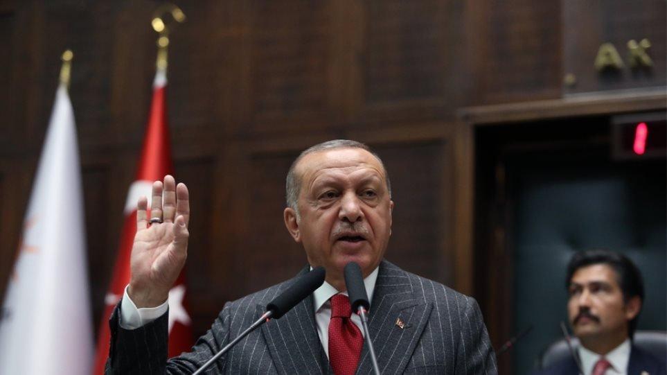 Προκαλεί ο Ερντογάν για τη Γενοκτονία των Ποντίων: Διώξαμε τους εισβολείς
