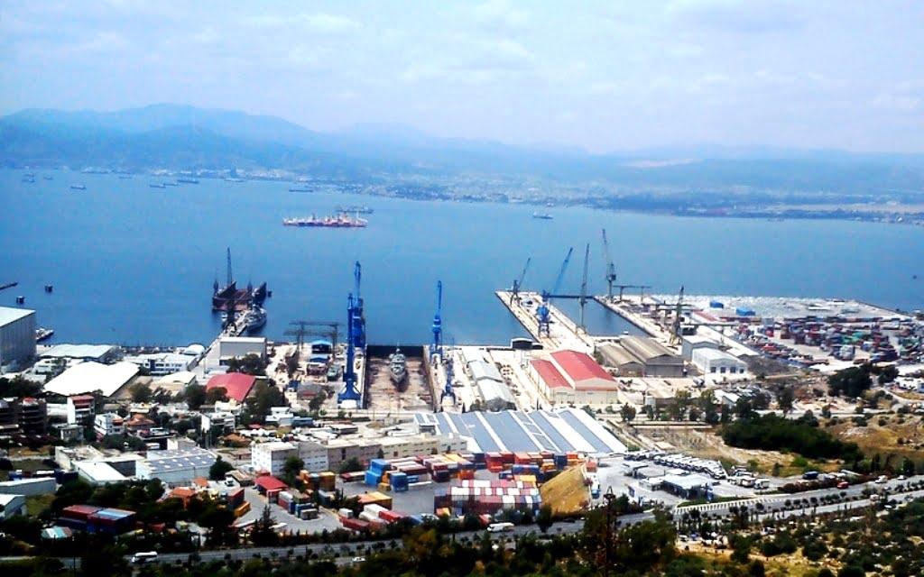 Οριστικό κλείσιμο των ναυπηγείων Σκαραμαγκά επιβάλλει η Ευρωπαϊκή Ένωση !