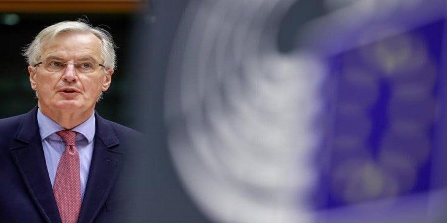 Στην Κύπρο ο Επικεφαλής Διαπραγματευτής της ΕΕ για το Brexit, Μισιέλ Μπαρνιέ, ενημερώνεται για τουρκικές προκλήσεις