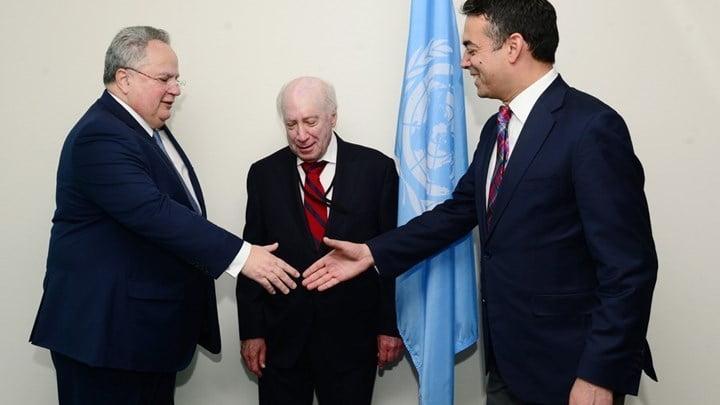 Η μεγάλη απάτη στον ΟΗΕ με τη «Συμφωνία των Πρεσπών»