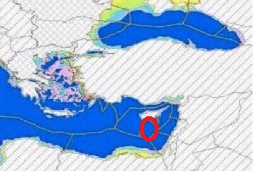 """Η """"αυθαιρεσία για ΑΟΖ Κύπρου"""" δεν ήταν """"αγγλικής πρoέλευσης"""""""