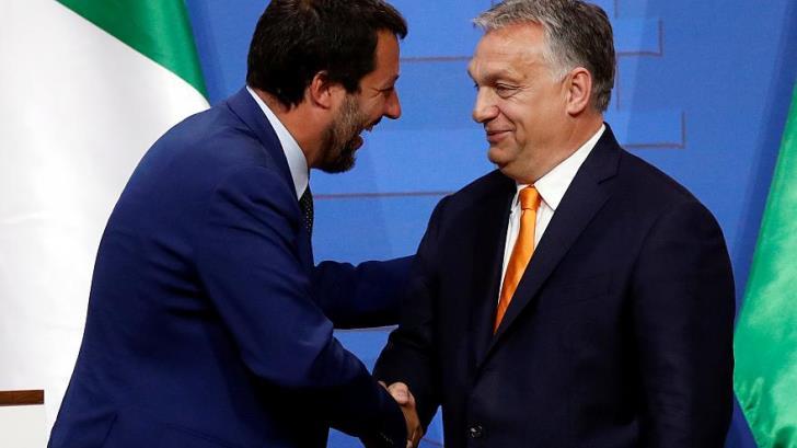Δεν έχει κι άδικο – Σαλβίνι:  «Αν κερδίσει η αριστερά, η ΕΕ θα γίνει ισλαμικό χαλιφάτο»