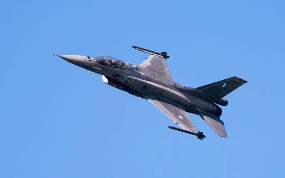 Πρώτη πτήση ελληνικού μαχητικού πάνω από τα Σκόπια!