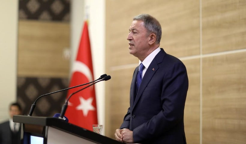 Ο Υπουργός Άμυνας της Τουρκίας ανέφερε πως οι S-400 θα είναι έτοιμοι μέχρι την Άνοιξη