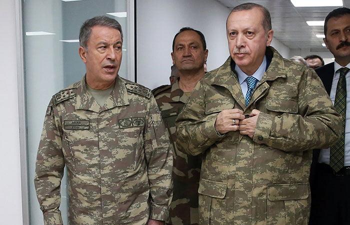 Η Τουρκία σχεδιάζει την κατασκευή δύο μόνιμων στρατιωτικών βάσεων στην Λιβύη