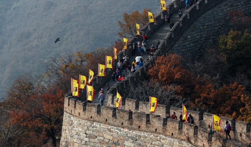 Αυτό είναι αποκάλυψη! Οι Κινέζοι θα χορέψουν στο Σινικό Τείχος για τα 100 χρόνια από τη Γενοκτονία των Ποντίων