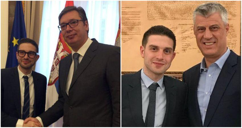 Σχέδιο του Ιδρύματος Σόρος η ανταλλαγή εδαφών μεταξύ Σερβίας και Κοσόβου