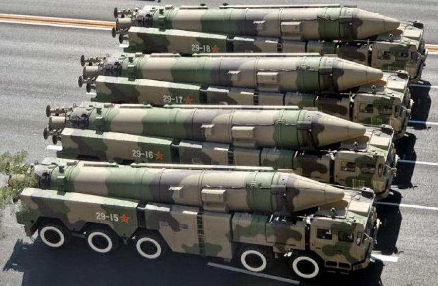 Οι αμερικανικές μυστικές υπηρεσίες εντόπισαν την πώληση βαλλιστικών πυραύλων από την Κίνα στην Σαουδική Αραβία