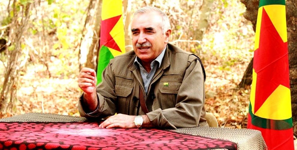 Μουράτ Καραγιλάν: «Ο τουρκικός στρατός επιτίθεται στο PKK με την υποστήριξη του ΝΑΤΟ»