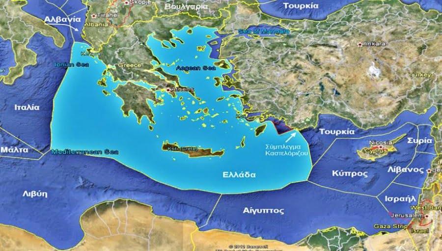 Ακραίες προκλήσεις της Τουρκίας: Ζητεί από την ΕΕ να μην εμπλακεί στην κυπριακή ΑΟΖ και προωθεί σχέδιο διχοτόμησης μέσω γεωτρήσεων