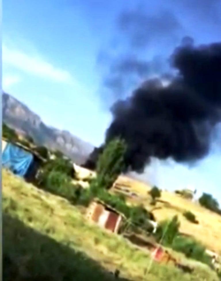 20 στρατιώτες σκοτώθηκαν στο τουρκικό φυλάκιο στο Ζάκχο του ιρακινού Κουρδιστάν