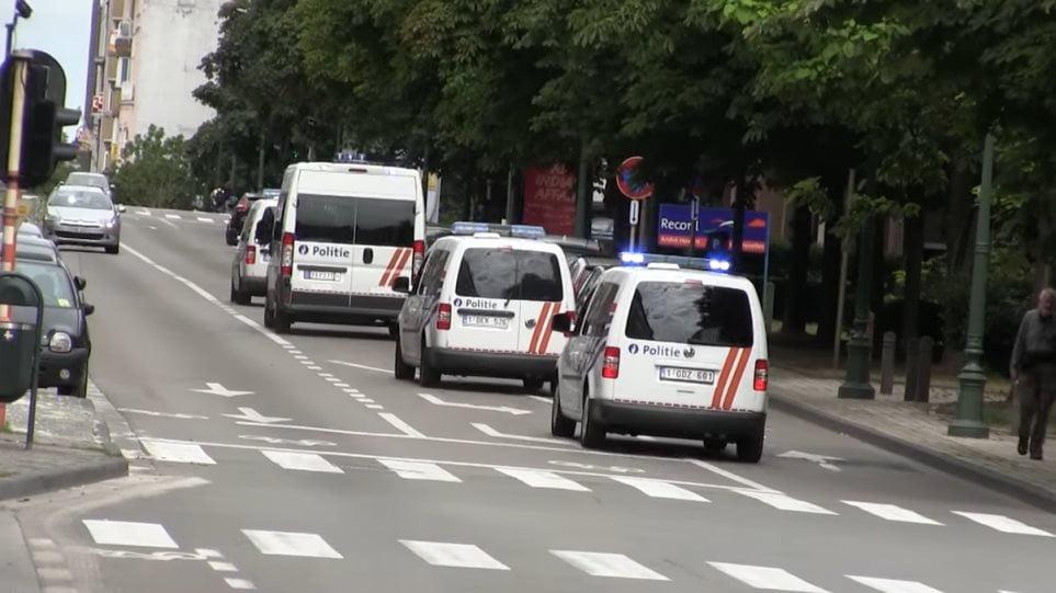 Σύλληψη άντρα που ετοίμαζε επίθεση στην Πρεσβεία των ΗΠΑ στο Βέλγιο