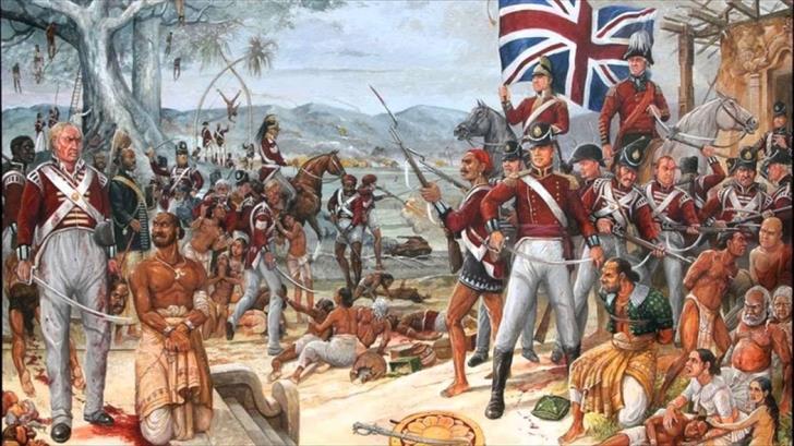 Η Βρετανία χρωστά 45 τρισ. δολάρια στην Ινδία για την αποικιοκρατία