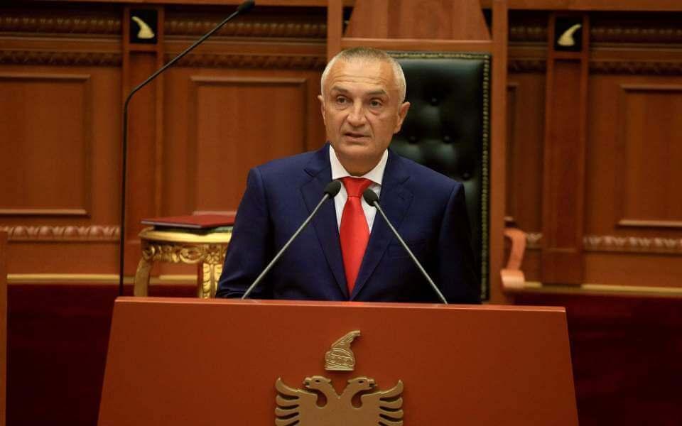 Επιμένει στην ακύρωση των δημοτικών εκλογών της 30ης Ιουνίου ο Ιλίρ Μέτα