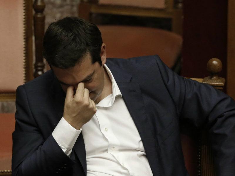Τα χαλκεία του καταρρέοντος ΣΥΡΙΖΑ και ο Σωτήρης Τσιόδρας