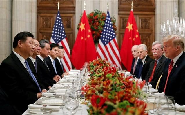 Εμπορικός πόλεμος: Μικρές ελπίδες για συμφωνία