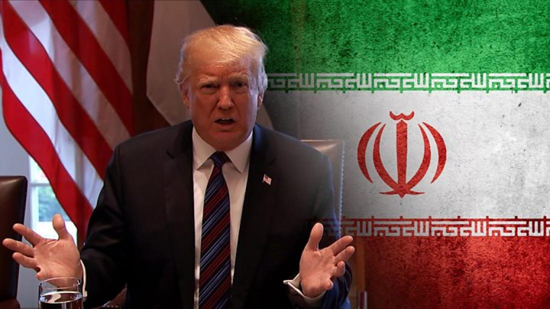 """Τραμπ: Αν υπάρξει σύρραξη με το Ιράν θα """"εξαλειφτεί"""" η Ισλαμική Δημοκρατία"""