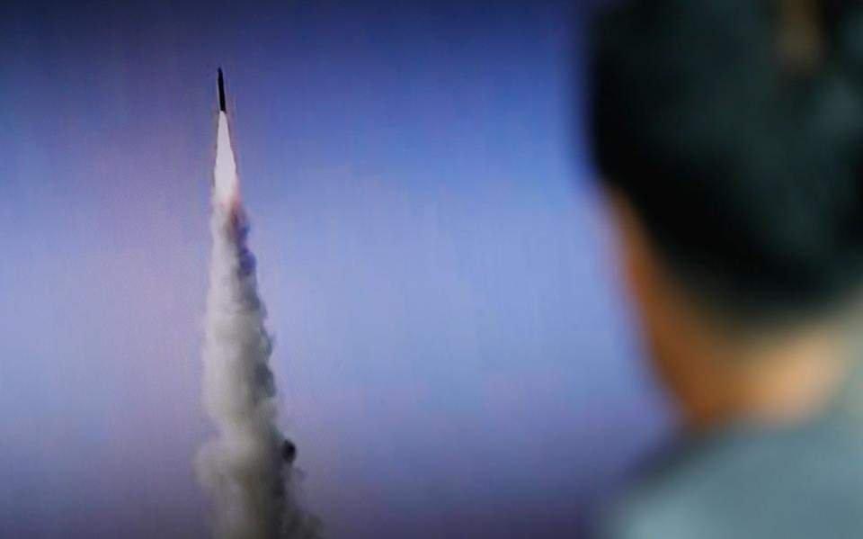Εκτόξευση δύο πυραύλων από τη Βόρεια Κορέα – Υπό αμφισβήτηση οι συζητήσεις με τις ΗΠΑ