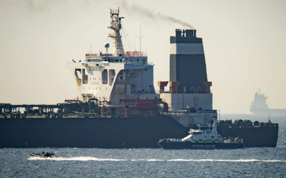 Βίντεο με το βρετανικό δεξαμενόπλοιο δημοσίευσε ιρανικό πρακτορείο ειδήσεων
