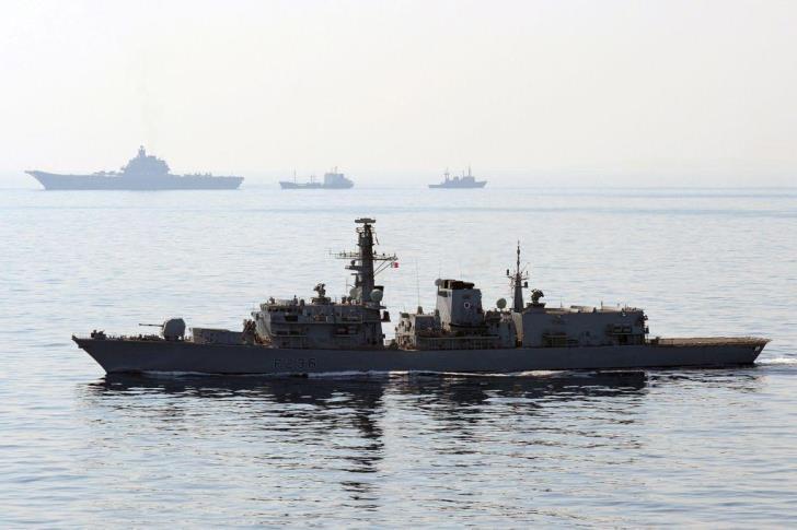 Παρολίγον θερμό επεισόδιο Βρετανίας – Ιράν στον Περσικό Κόλπο