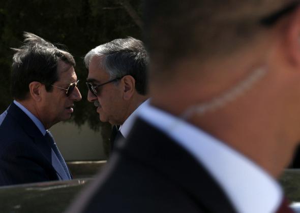 Κυπριακό: Ασφυκτικό χρονοδιάγραμμα λύσης μέχρι τον Οκτώβριο
