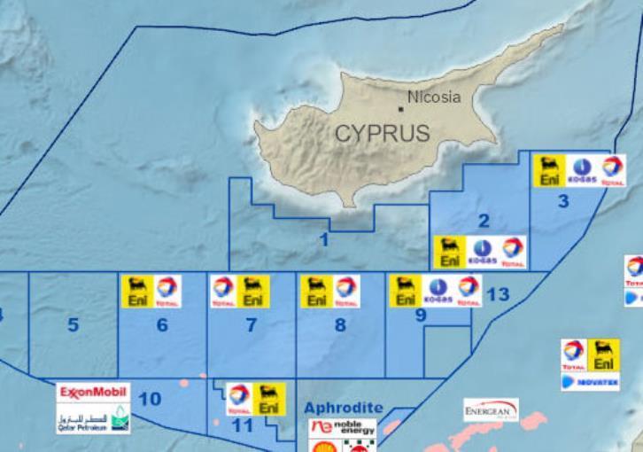 Γαλλοϊταλικό τόξο στην ΑΟΖ της Κύπρου – Οι άλλοι παίχτες