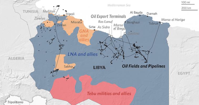 Το παζλ του πολέμου στην Λιβύη και η εμπλοκή Ερντογάν