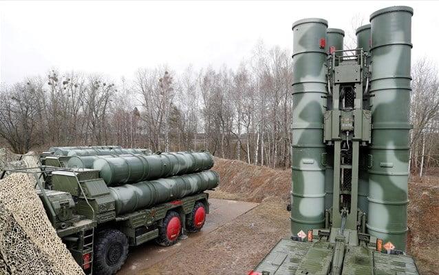 Ρωσία: Παραδίδει τη δεύτερη συστοιχία S-400 στην Κίνα