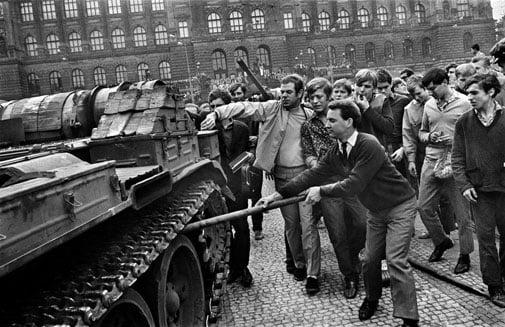 Πράγα, 21 Αυγούστου 1968. Σοσιαλισμός και βαρβαρότητα