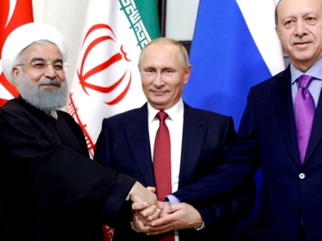 Οι επιτυχίες της ρωσικής διπλωματίας στη Μέση Ανατολή