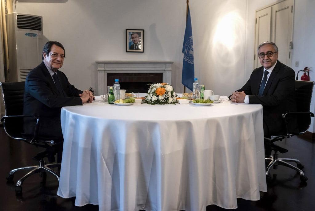 Κρίσιμη συνάντηση Αναστασιάδη – Ακιντζί: Κρίνεται το μέλλον του Κυπριακού