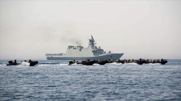 Κοινά ναυτικά γυμνάσια Αιγύπτου-Κίνας στη Μεσόγειο