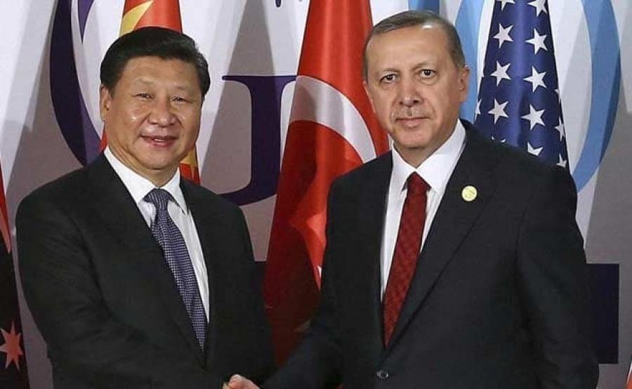 Με 1 δισ. δολ. διασώζει την τουρκική λίρα η Κίνα – Τα παίγνια του Erdogan λόγω των εκλογών του Μαΐου 2019