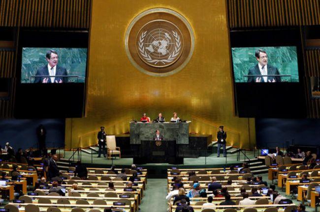 Παρέμβαση του ΟΗΕ ζητά η Κύπρος για τις τουρκικές παραβιάσεις