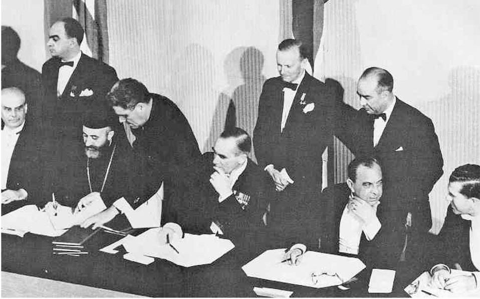 Η ίδρυση της Κυπριακής Δημοκρατίας