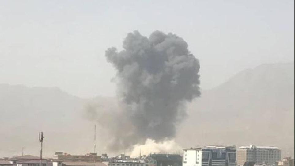 Μεγάλη έκρηξη στην Καμπούλ – Πάνω από 90 τραυματίες
