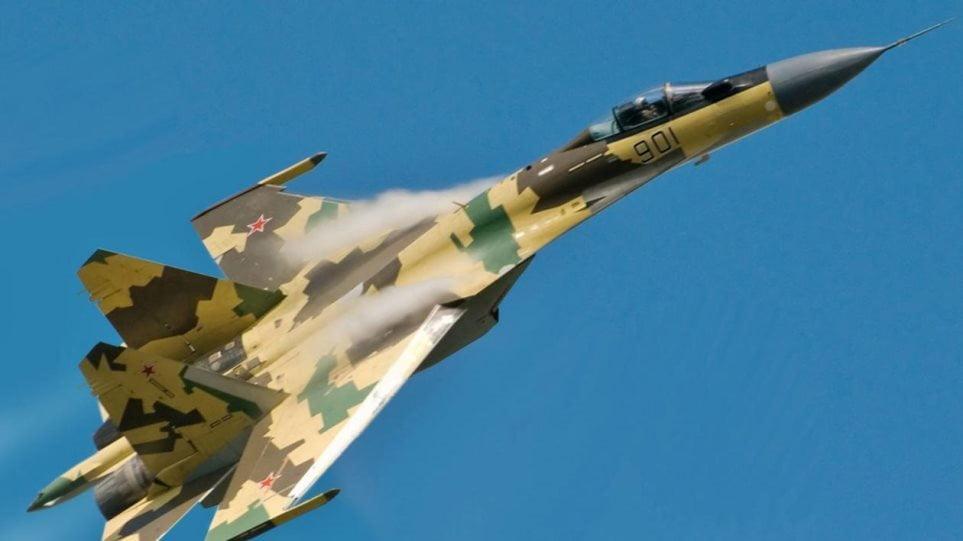 Η Άγκυρα πιέζει την Μόσχα για αγορά Su-35 εν όψη αναβάθμισης του Ελληνικού οπλοστασίου