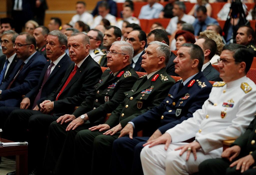 ΑΠΟΚΛΙΜΑΚΩΣΗ; Κι αν το Συμβούλιο Εθνικής Ασφαλείας της Τουρκίας, μας επιφύλασσε μια έκπληξη;
