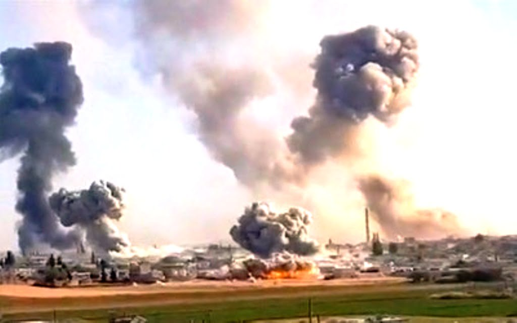 Συρία: Οι ΗΠΑ βομβάρδισαν την Αλ Κάιντα στην Ιντλίμπ