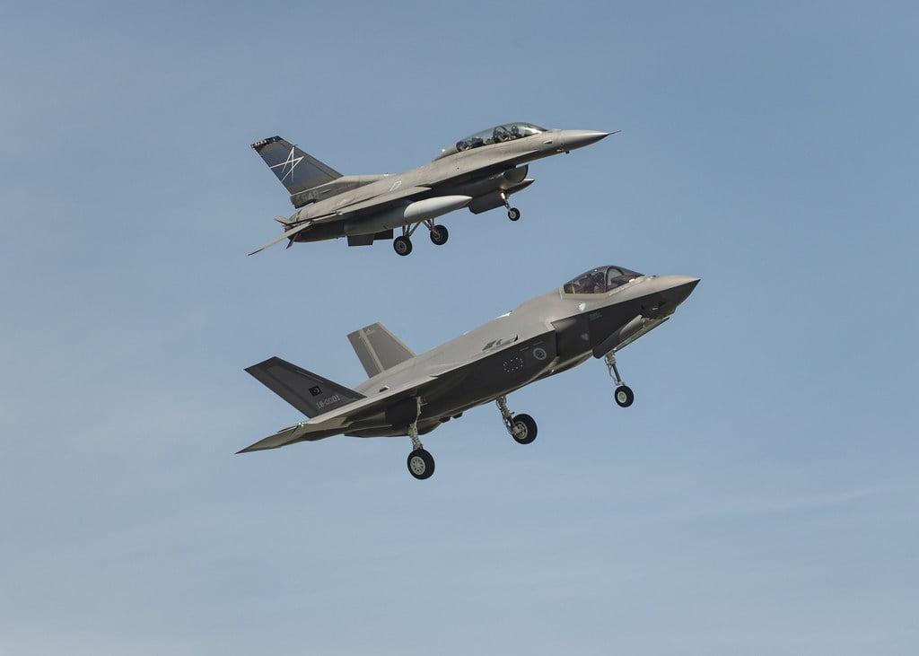 Η Ουάσινγκτον ενέκρινε την πώληση 32 μαχητικών F-35 στην Πολωνία