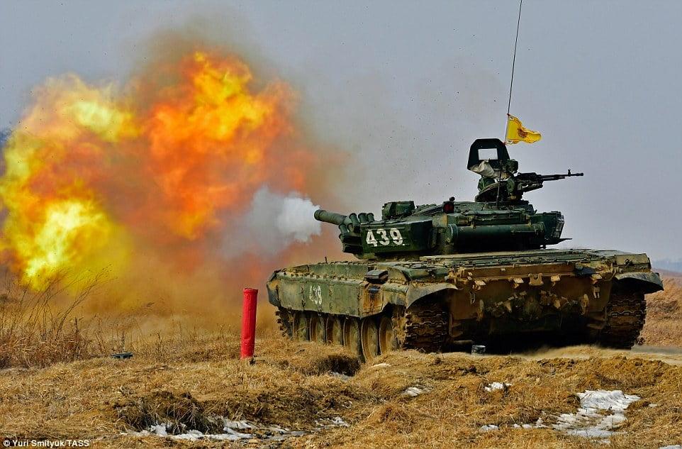 Στη Συρία αναπτύχθηκε το προηγμένο άρμα μάχης Τ-14 ARMATA, λέει η ρωσική κυβέρνηση